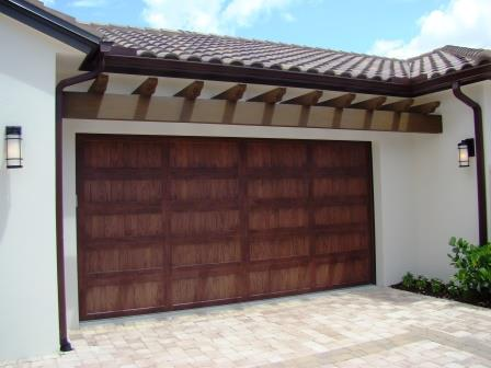 Garage doors protect your vehicles lawn equipment and other possessions hidden inside; yet in hurricanes and other severe windstorms they represent a ... & How To Choose A Hurricane Resistant Garage Door
