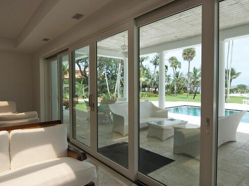 Impact Sliding Glass Doors